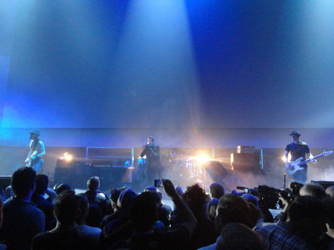 Show da banda Jane's Addiction animou quem esteve na conferência da Sony na E3 2011
