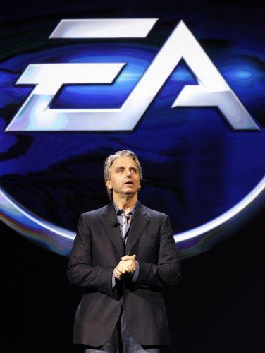 John Riccitiello, presidente da Electronic Arts, comenta novidades da empresa em apresentação antes da E3 2011