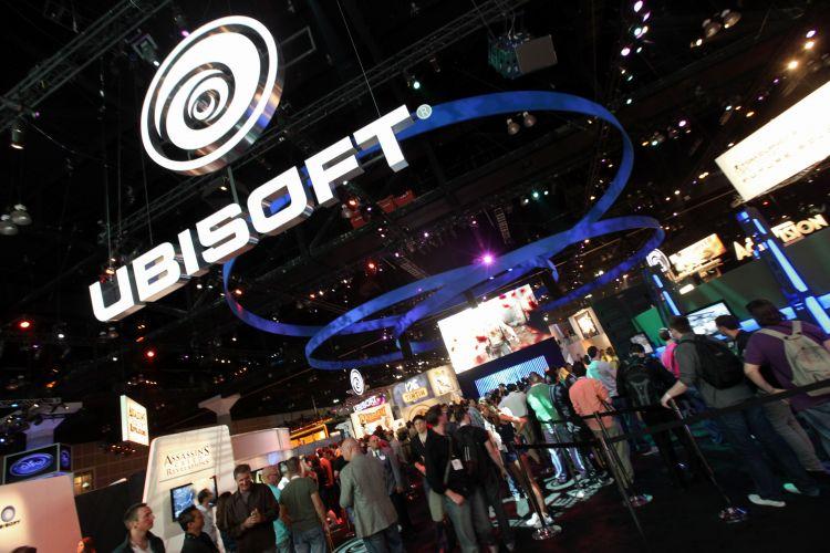 O estande da Ubisoft esteve abarrotado de novidades, de