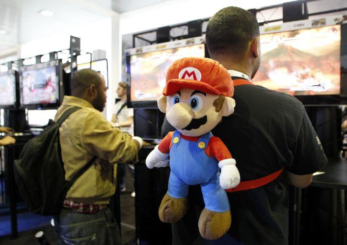Mochila do Mario: Nenhum nintendista sai de casa sem ela