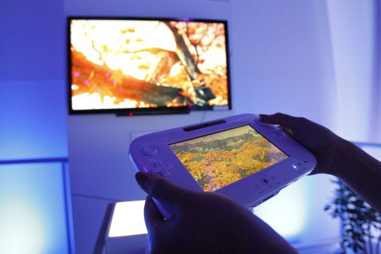 O sistema de tela dupla é uma das principais novidades do Wii U