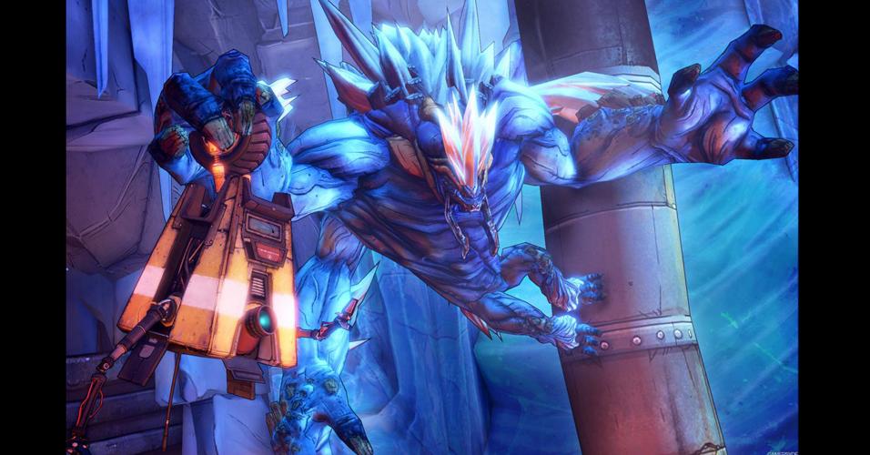 Novas armas, classes e multiplayer cooperativo para até quatro pessoas são os atrativos de