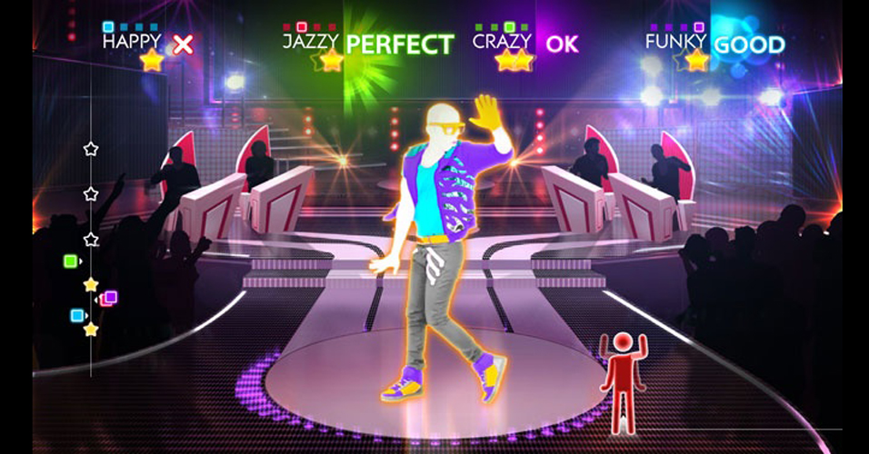A Ubisoft não dispensa uma boa festa e volta às pistas de dança virtuais com