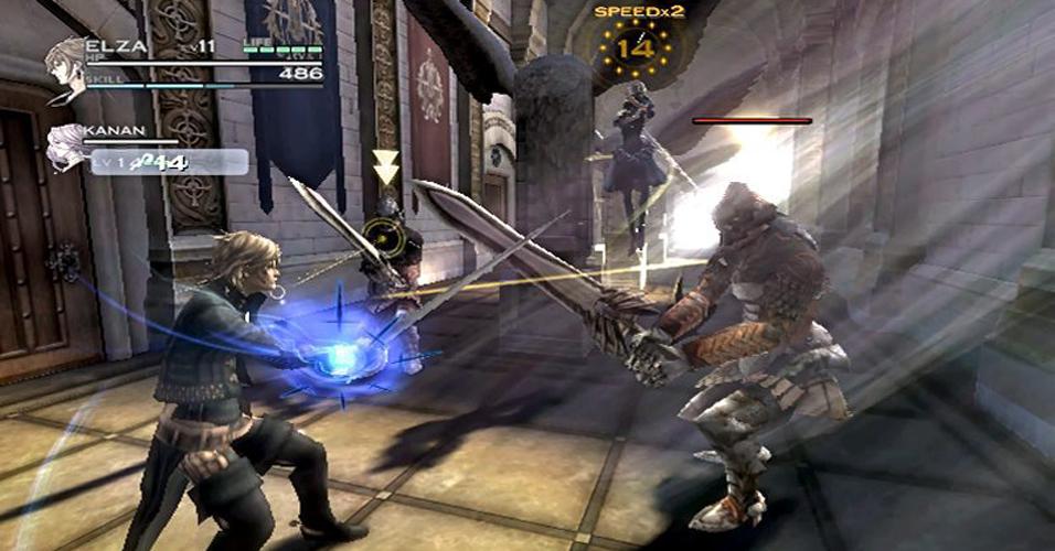 Na escassez de bons jogos para Wii, o RPG