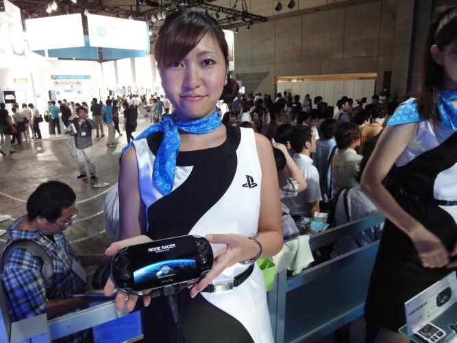 O PlayStation Vita foi uma das principais atrações da Tokyo Game Show de 2011