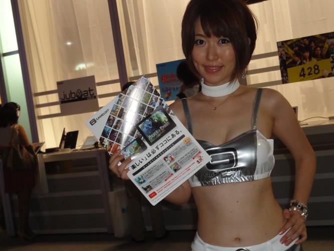 A Gameloft também trouxe o que tem de melhor para a Tokyo Game Show
