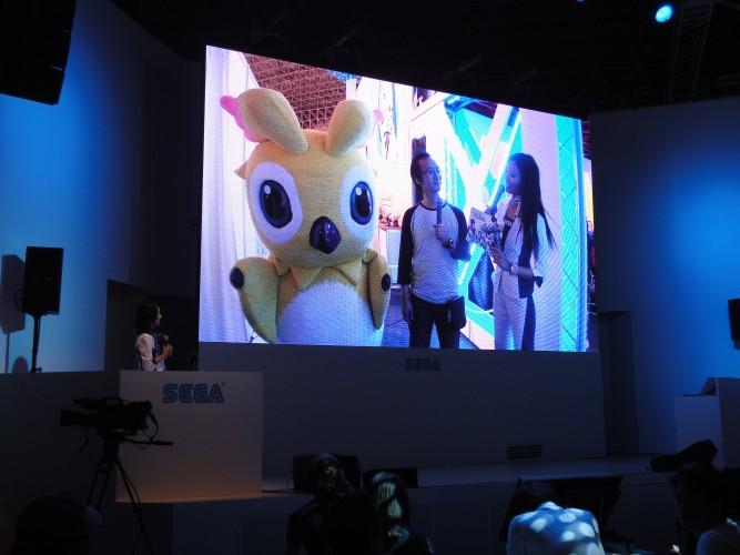 Sega apresenta novidades para os próximos meses