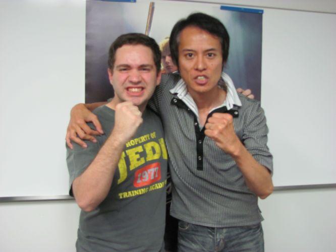 Hisaharu Tago, produtor da série