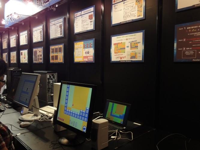 Criadores independentes ganharam espaço dedicado na Tokyo Game Show