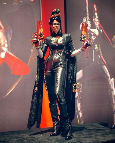 A chegada da sexy heroína Bayonetta e um novo mundo de possibilidades se abriu para as cosplayers