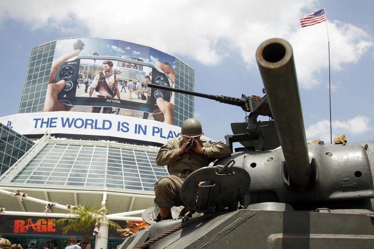 Tanque de guerra decide