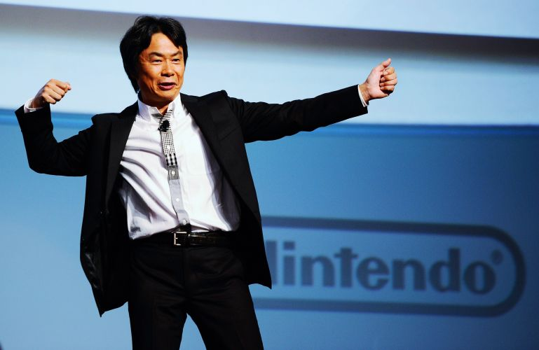 Shigeru Miyamoto, criador do Super Mario, aparece em coletiva pré-E3 para falar sobre novidades da série