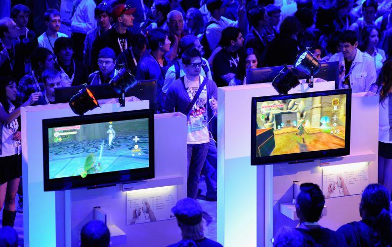 No espaço da Nintendo, um dos poucos destaques para o antigo Wii é