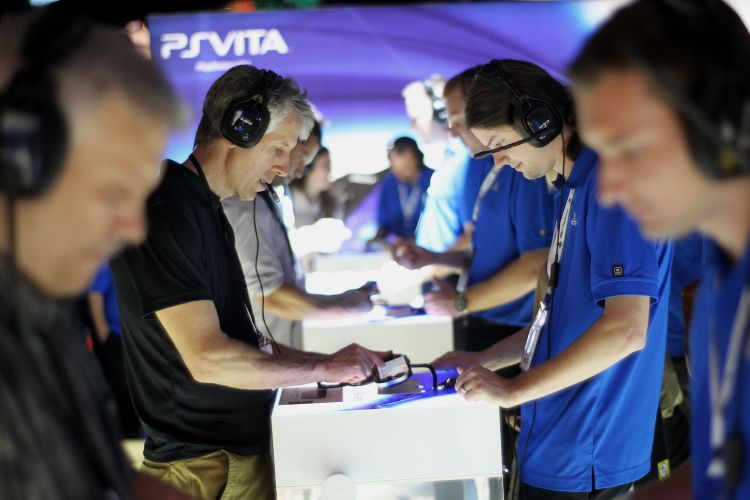 Grande promessa da Sony, o PSVita surpreendeu pela boa biblioteca inicial e preço atraente